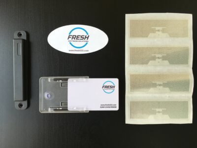 Parking Software RFID Tags