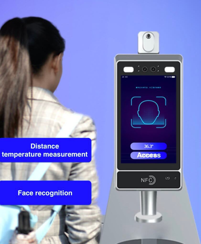 Access by temperature